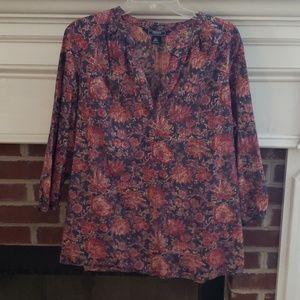 Chaps top, shirt,  size XL